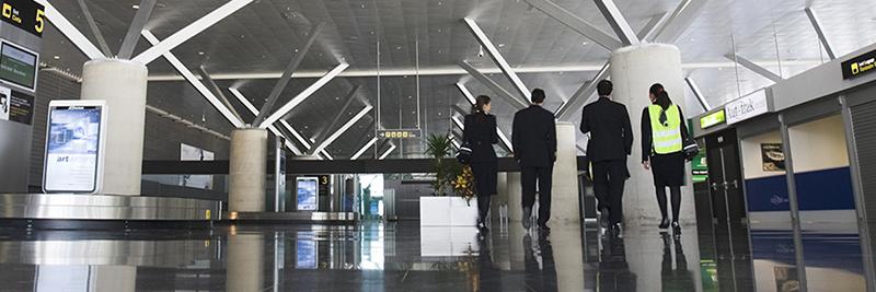 Aeropuerto Barcelona AVSEC