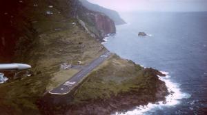 aeropuerto pista mas corta