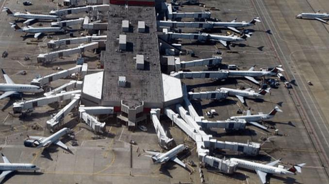 trafico aeropuerto
