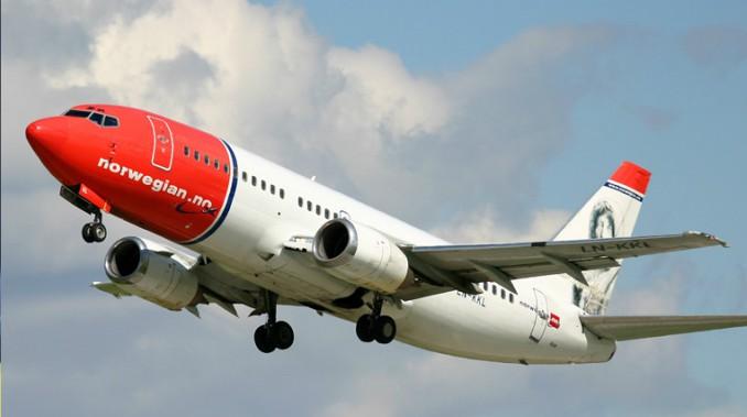 Noruega: comienza a trabajar con el avión eléctrico