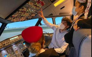 curso azafata vuelo barcelona